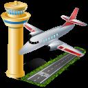 иконки airport, аэропорт, самолет,