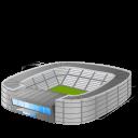 иконки stadium, стадион,