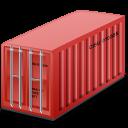 иконка container, контейнер,