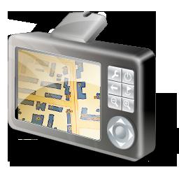 иконка GPS, map, карта, навигатор,