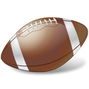 иконка american football, ball, американский футбол, мяч,