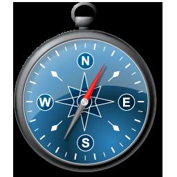 иконка compass, компас,
