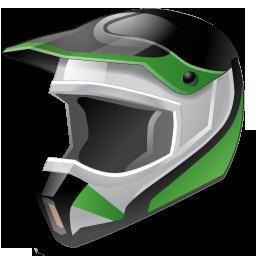 иконка moto racing, motocross helmet, шлем,