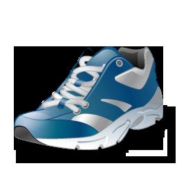 иконка running, shoes, кроссовки,