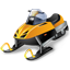 иконки snowmobile racing, snowmobile, снегоход,