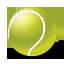 иконка tennis, ball, теннисный мяч, теннис,
