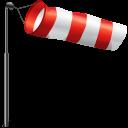 иконки  wind, flag, storm, ветер, ветрено, флаг, шторм,