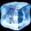 иконка ice, лед,