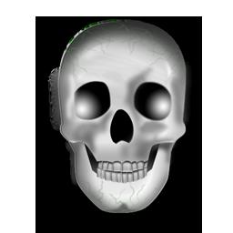 иконки head, голова, череп,