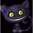 иконки cheshire, cat, кот,