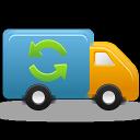 иконки autoship, машина, доставка,