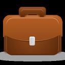иконка briefcase, портфель, кейс,