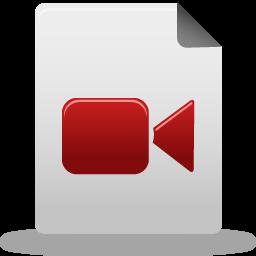 иконки video file, видео файл, видеофайл, видео,