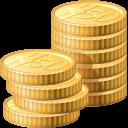 иконки coins, монеты, деньги, money, поинты,