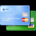 иконка credit card, кредитная карточка, дебетовая карта, кредитка,