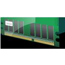 иконки memory module, модуль памяти, микросхема,