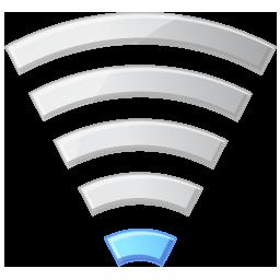 иконка сигнал, сеть,