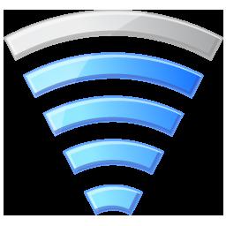 иконки сигнал, сеть,