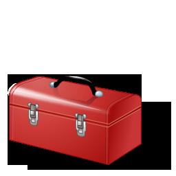 иконка toolbox, ящик инструментов, инструменты,