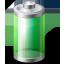 иконка battery power, full, батарейка, аккумулятор, заряд,