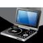 иконки portable dvd player, портативный dvd плеер,