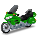 иконки motorcycle, мотоцикл, байк,