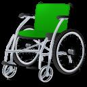 иконки wheelchair, инвалидное кресло,