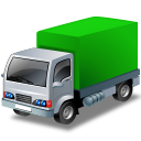 иконка lorry, грузовик, машина,
