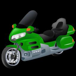 иконка motorcycle, мотоцикл, байк,