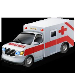 иконки ambulance, скорая помощь, машина, автомобиль,