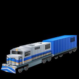 иконки diesel locomotive, локомотив, поезд,