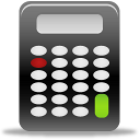 иконки calculator, калькулятор, calc,