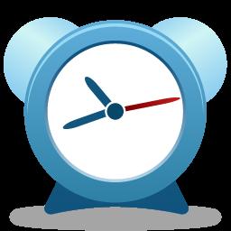 иконка alarm, clock, часы, будильник,
