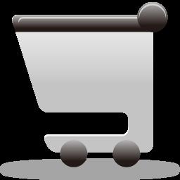 иконка cart, корзина, тележка,