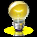 иконка лампочка, bulb,