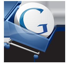 иконки google, ckeckout, гугл, покупки, тележка,