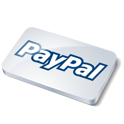 иконка paypal, card, кредитка, кредитная карточка,
