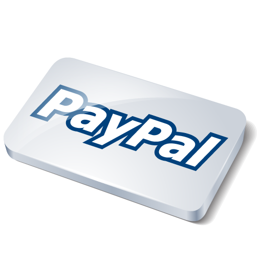 иконки paypal, card, кредитка, кредитная карточка,