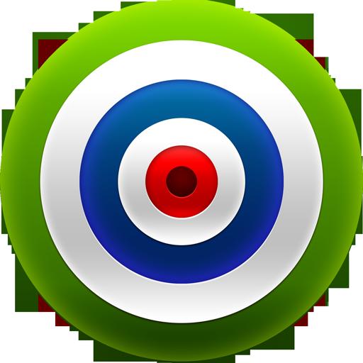 иконка target, green, цель, мишень,