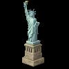 иконки liberty, статуя свободы, достопримечательность,