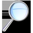 иконки  magnifier, лупа, поиск,