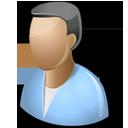 иконки user, юзер, пользователь,