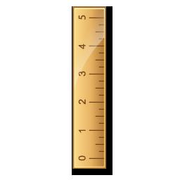 иконка ruler, линейка,