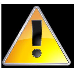 иконки warning, ошибка, предупреждение,