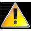иконка warning, ошибка, предупреждение,