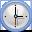иконка clock, часы, время,