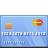 иконки credit card, кредитная карта, дебетовая карта,