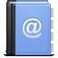 иконки address, book, записная книжка, адресная книжка, контакты,