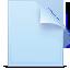 иконки document, новый документ,