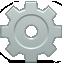 иконки gear, механизм, шестеренка, настройки,